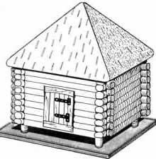Каркасы для домов своими руками